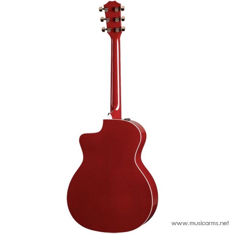 Taylor 214ce-RED DLX back ขายราคาพิเศษ