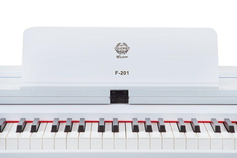 Coleman F201 เปียโนไฟฟ้า ขายราคาพิเศษ