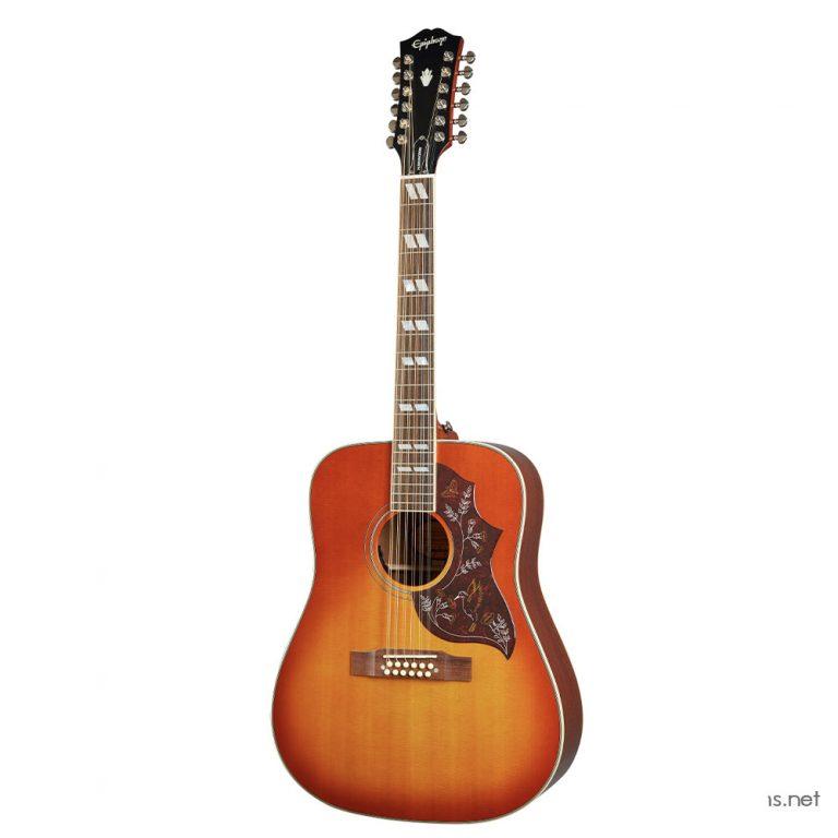 Epiphone Inspired by Gibson Hummingbird 12 Strings ขายราคาพิเศษ