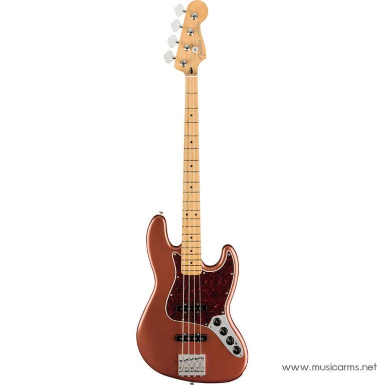Fender Player Plus Jazz Bass Aged Candy Apple Red ขายราคาพิเศษ