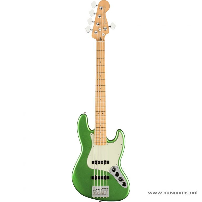 Fender Player Plus Jazz Bass V Cosmic Jade ขายราคาพิเศษ