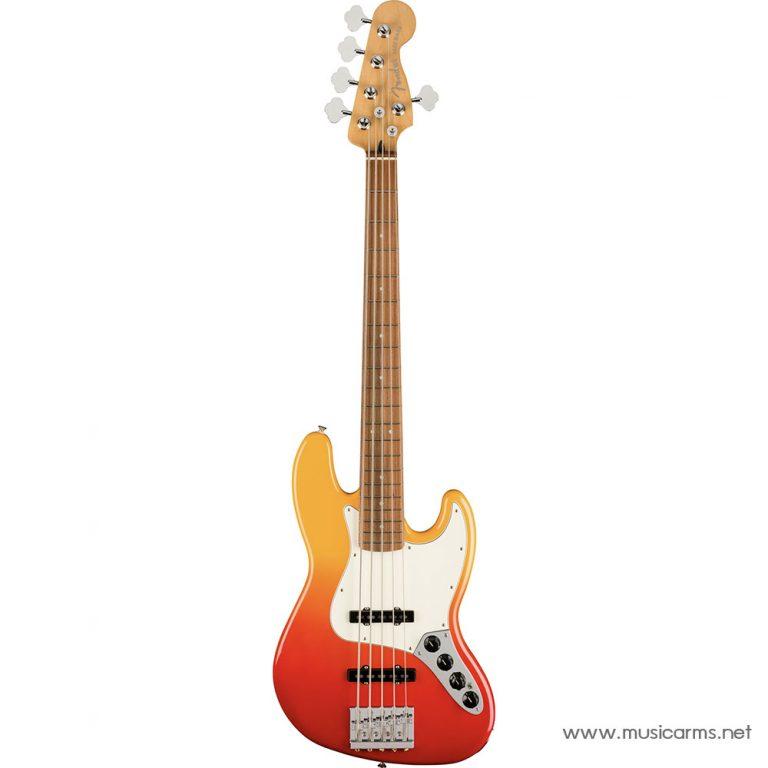 Fender Player Plus Jazz Bass V Tequila Sunrise ขายราคาพิเศษ