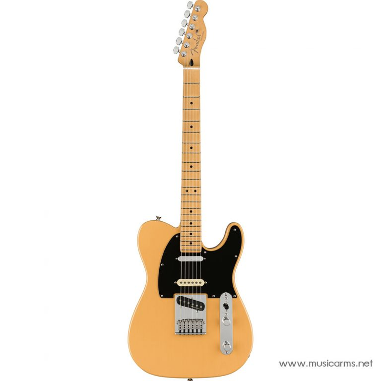 Fender Player Plus Nashville Telecaster Butterscotch Blonde ขายราคาพิเศษ