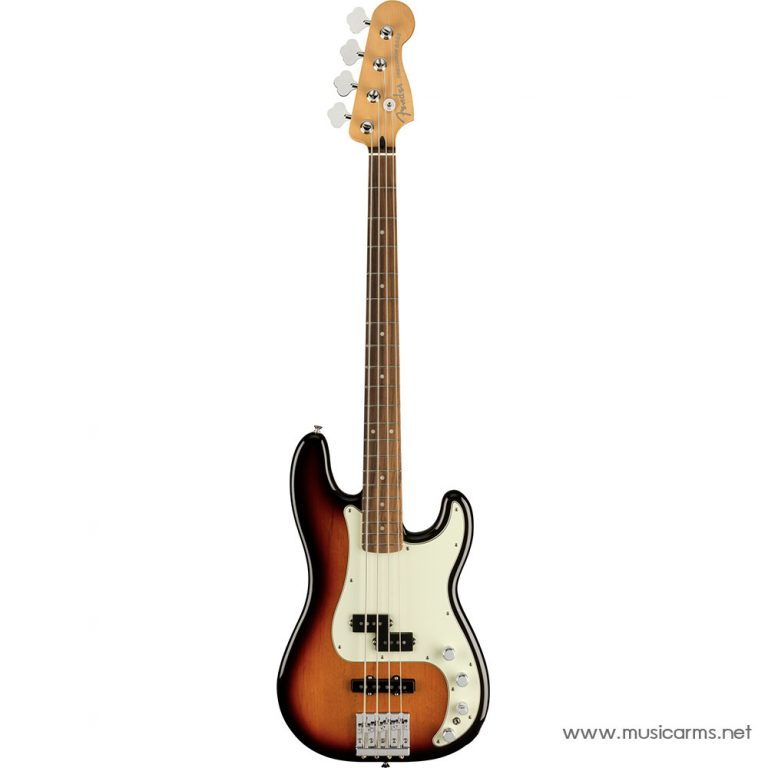Fender Player Plus Precision Bass 3-Color Sunburst ขายราคาพิเศษ