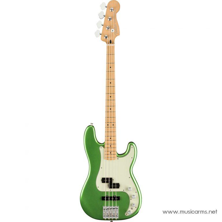 Fender Player Plus Precision Bass Cosmic Jade ขายราคาพิเศษ
