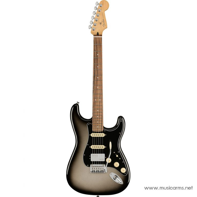 Fender Player Plus Stratocaster HSS Silver Burst ขายราคาพิเศษ