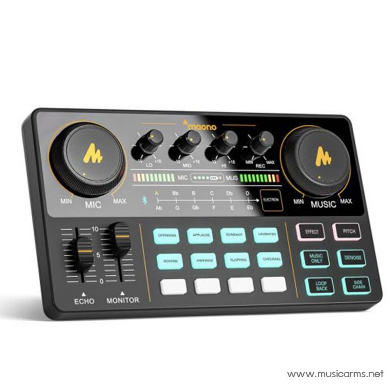 Maono AU-AM200 Mixer ขายราคาพิเศษ