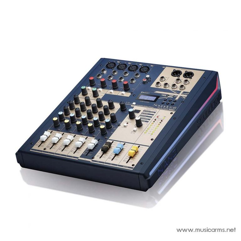 Soundcraft Nano M08BT mixer ขายราคาพิเศษ