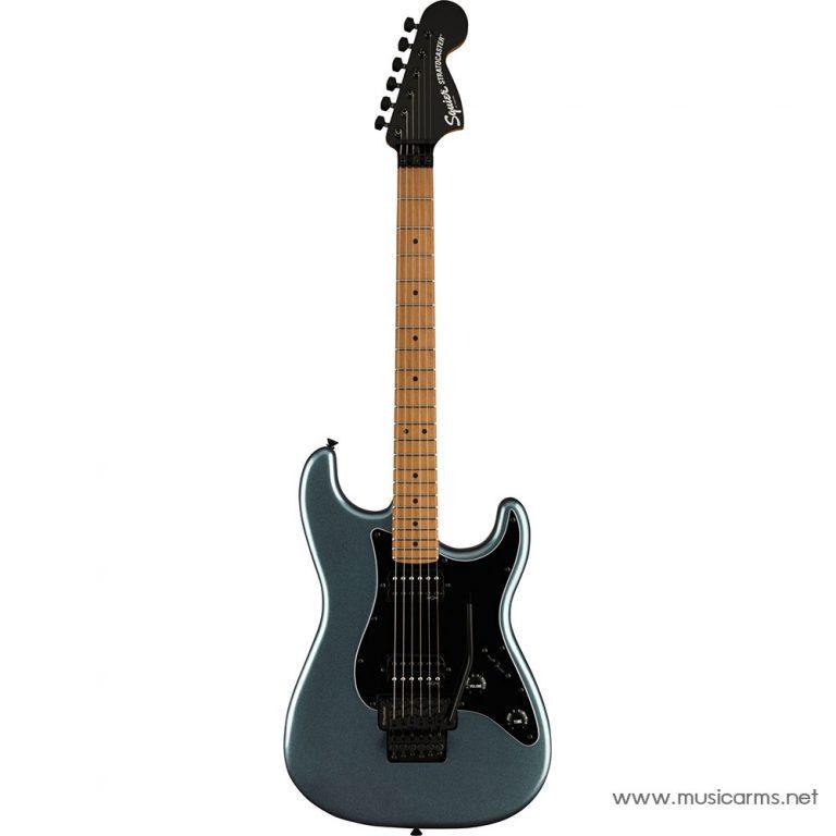 Squier Contemporary Stratocaster HH FR Gunmetal Metallic ขายราคาพิเศษ