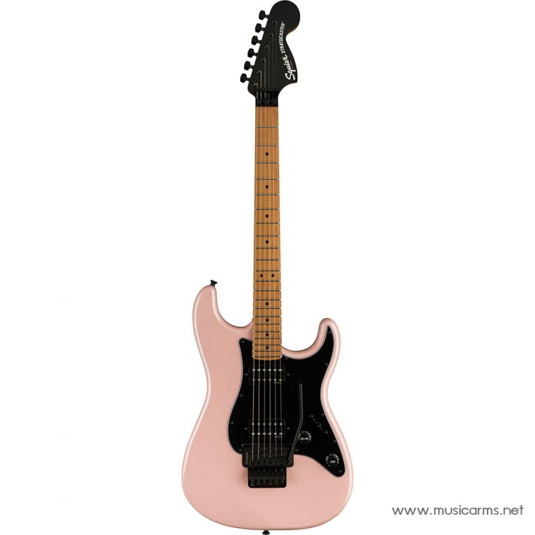 Squier Contemporary Stratocaster HH FR Shell Pink Pearl ขายราคาพิเศษ