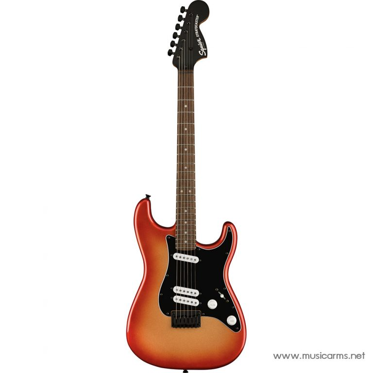 Squier Contemporary Stratocaster Special HT Sunset Metallic ขายราคาพิเศษ