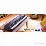 Yamaha PSR-F52 Keyboard 61 keys ขายราคาพิเศษ
