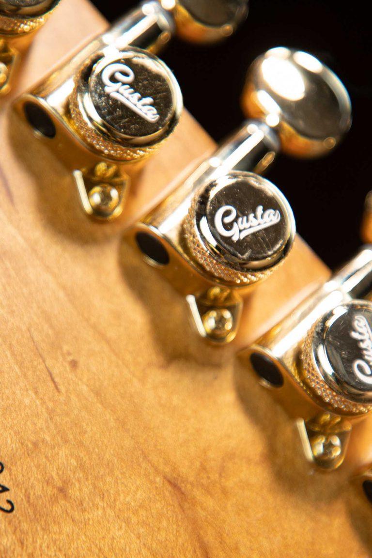 Gusta GST Standard Black Edition lock ขายราคาพิเศษ