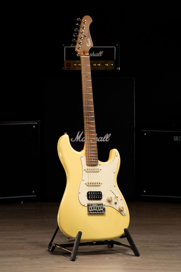 Gusta GST Standard Vintage Yellow ขายราคาพิเศษ
