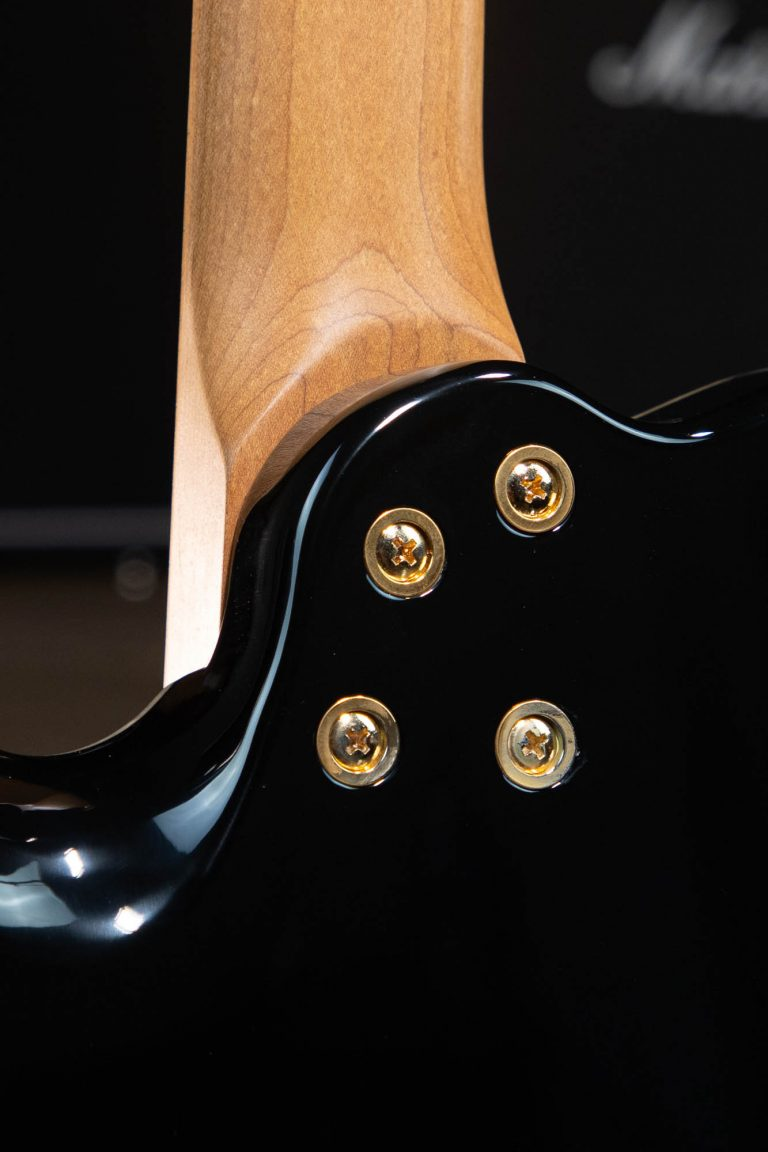 Gusta GTL Standard Black Edition neck back ขายราคาพิเศษ