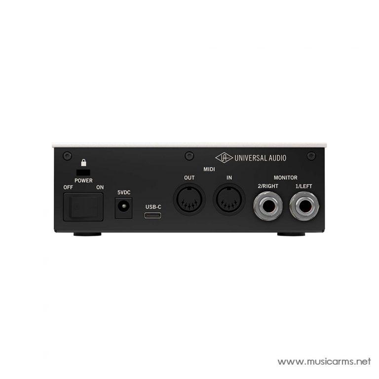 Universal Audio Volt 1 ด้านหลัง ขายราคาพิเศษ