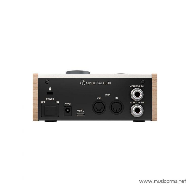 Universal Audio Volt 176 ด้านหลัง ขายราคาพิเศษ