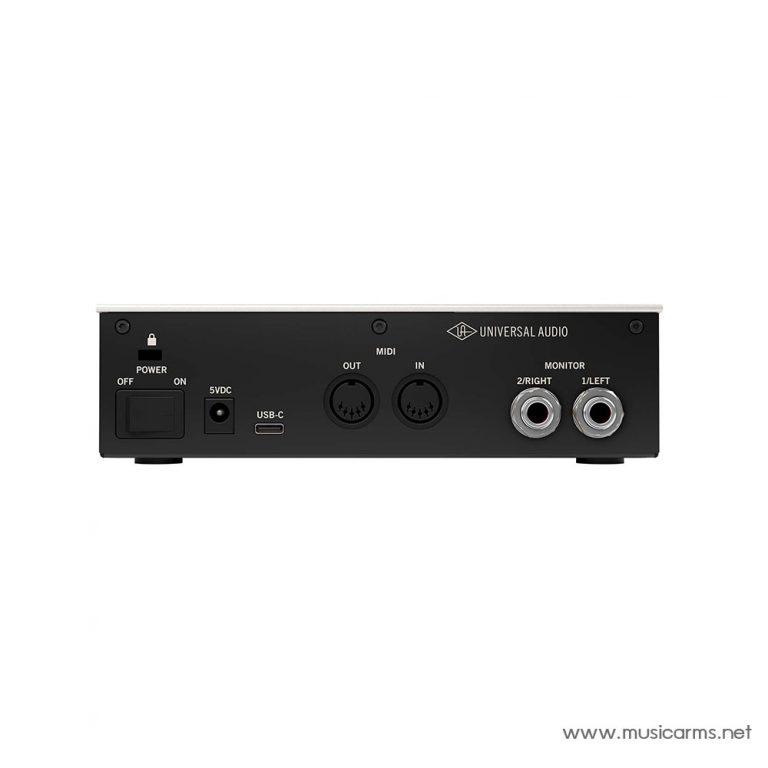 Universal Audio Volt 2 ด้านหลัง ขายราคาพิเศษ